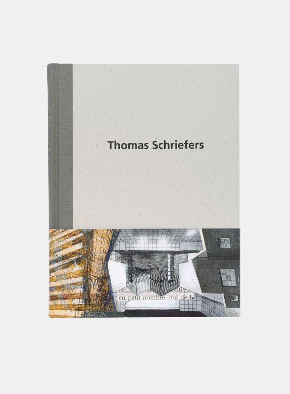 Thomas Schriefers-Thomas Schriefers, Zeichnungen und Collagen