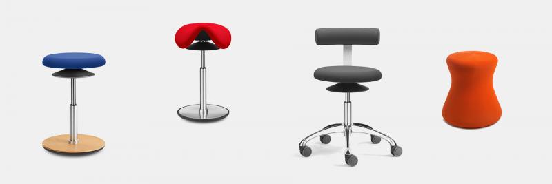 ergonomische hocker f r das gesunde sitzen l ffler onlineshop. Black Bedroom Furniture Sets. Home Design Ideas