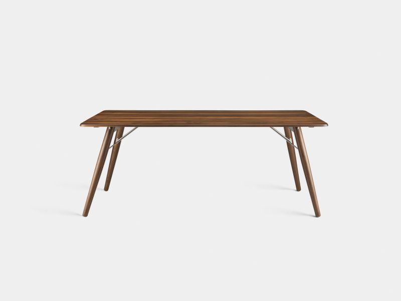 HOLZER Tisch (Nuss)