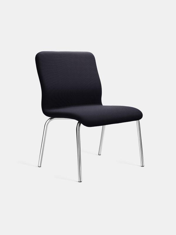 Stuhl PANAMERO 8110 Schwarz LÖFFLER Designteam