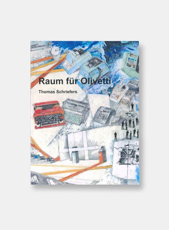 Thomas Schriefers-Raum für Olivetti