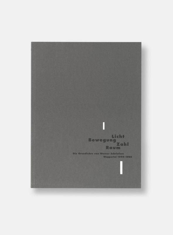 Thomas Schriefers-Licht, Bewegung, Zahl, Raum