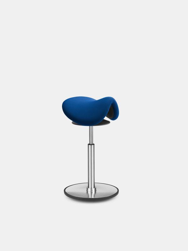 Hocker SEDLO Blau LÖFFLER Designteam